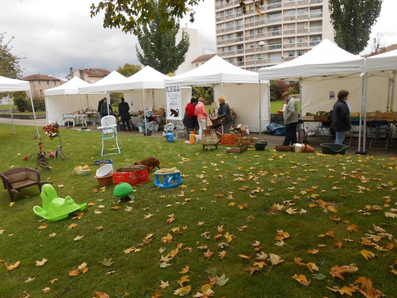 Vide jardin for Vide jardin tournefeuille 2015